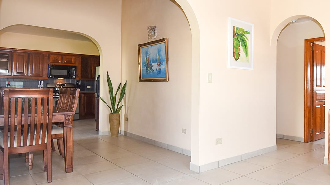 Saint Martin Rentals Living Area