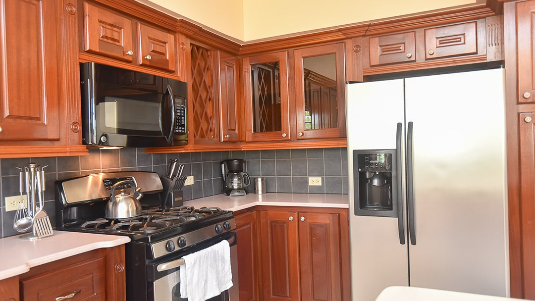 Saint Martin Rentals Full Kitchen