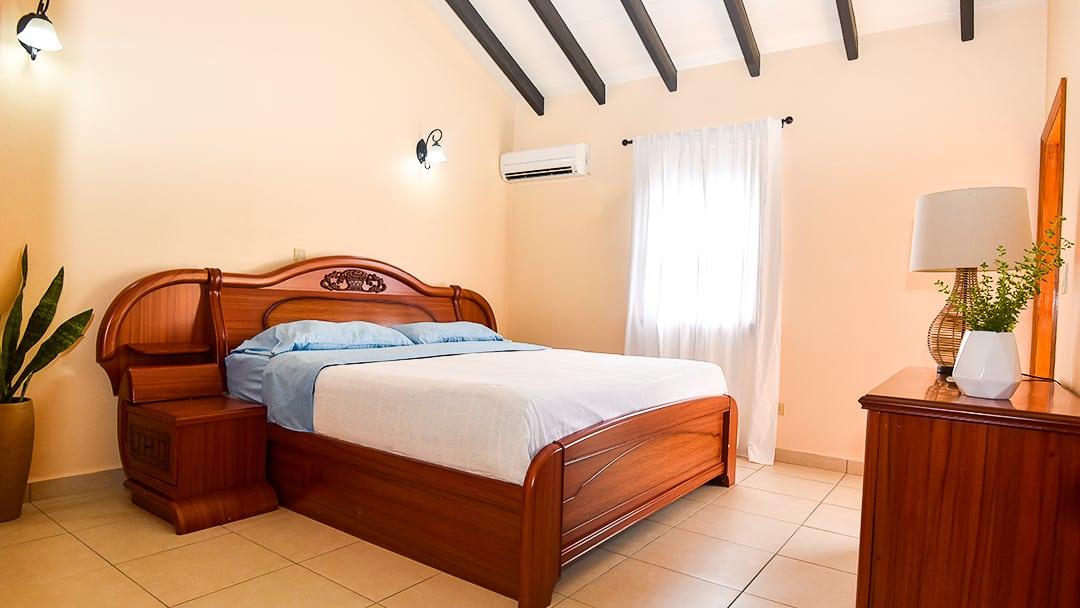 Saint Martin Rentals Master Suite